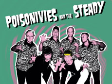 Poisonivies and the Steady