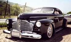 1941 Buick 56s Sports Coupe