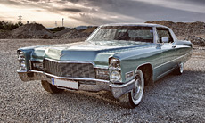 Cadillac Coupe Deville 1968