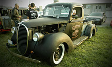 Ford 100 PickUp Bj 1939