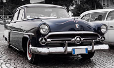Ford Customline 1953