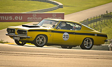 Plymouth Barracuda Formula S Bj 1968