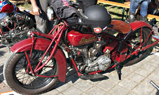 Indian Scout1 Bj 1928