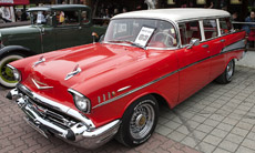 Chevrolet Station Wagon Bj 1957