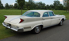 Chrysler New Yorker Bj 1960