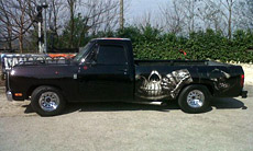 Dodge Ram Custom 100 - Pick Up Bj 1984