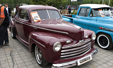 Ford Super Deluxe Bj 1946