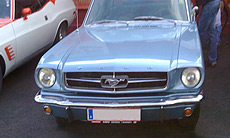Ford Mustang Bj 1965