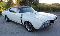 Oldsmobile Cutlass 442 Bj 1968