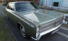 Plymouth Fury 3 Bj 1967