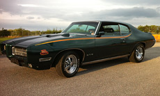 Pontiac Gto - The Judge Bj 1969